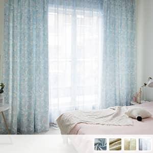 美しい花水木のカーテン