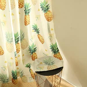 南国を思い出せるパイナップル